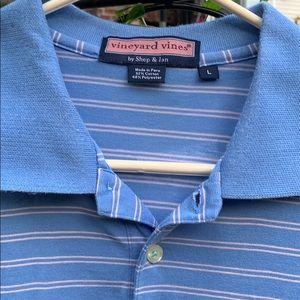 Vineyard vines golf shirt